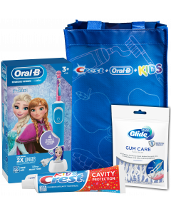 COB Kids3+ Frozen ElectricRecharge System