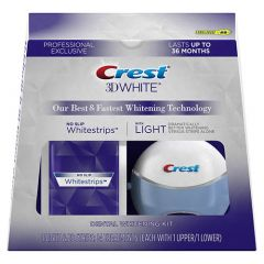 CR 3DWhite Whitestrips with Light
