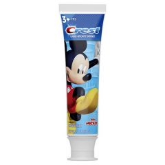 CR Kids 3+ Mickey paste Strawberry 4.2oz