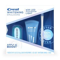 CR Whitening Emulsions with LED  Light