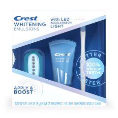 CR Whitening Emulsions with LED  Light