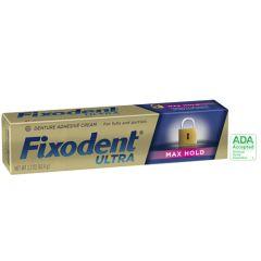 Fixodent Ultra MAXHold Adhesive 2.2oz